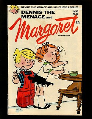 Dennis the Menace And His Friends #17 FN- Giant Margaret Joey Ruff Mr Wilson