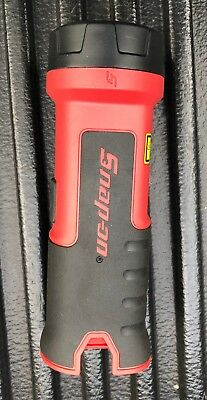 Snap-On CTLZ761  7.2V / 14.4V  MicroLithium Flashlight with Laser,Red,Bare Tool