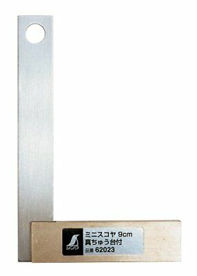 Shinwa measurement Minisukoya with brass support 9c From japan