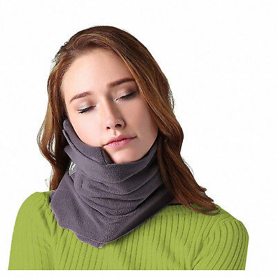Travel Pillow - Super Soft Neck Support Travel Pillow for Airplane
