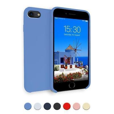 Coque TPU Silicone Apple iPhone 7 8 Soft Toucher Housse Case Cover