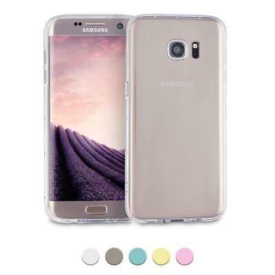 Coque Silicone Samsung Galaxy S7 Edge Housse Gel TPU Crystal Transparent