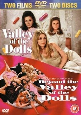 Valley Of The Dolls/Beyond The Valley Of The Dolls [DVD] -  CD 70VG The Fast