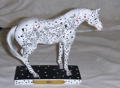 """2014 The Trail of Painted Ponies """"Spot"""" #4045491 - NIB (Blue 43"""