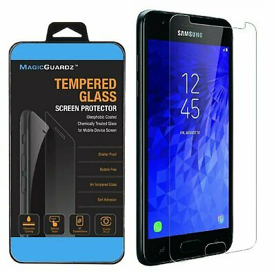 Tempered Glass Screen Protector For Samsung Galaxy J7 2018 /Refine/Star/Crown
