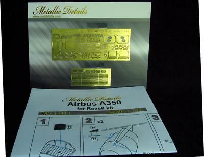 Detailing set for aircraft model Airbus A350 1/144 Metallic Details 14419 NEW!!!