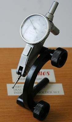 Imperial Dial Test Indicator DTi Dial Gauge with Adjustable Holder