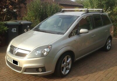 For Parts / Not Working - ZAFIRA 1.9 CDTi - Engine Light On / Smoke From Exhaust