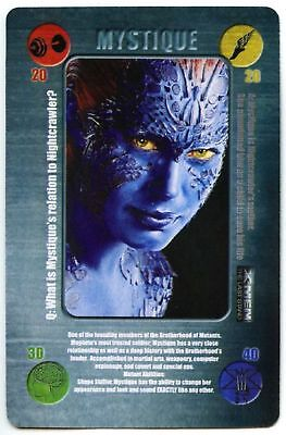 Mystique X-Men The Last Stand Battle Cards 2006 Mail On Sunday CCG Card (C1406)