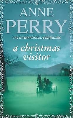 A Christmas Visitor (Christmas Novella 2) by Anne Perry (Paperback)