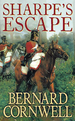 Sharpe's Escape by Bernard Cornwell (Paperback)