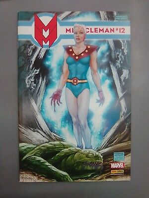 Miracleman n. 12 - Cover A - Marvel collection n. 40 - Panini Comics SCO