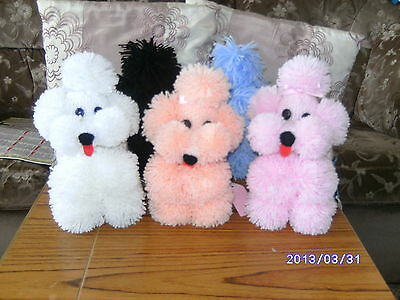 Toilet Roll Cover-Poodle