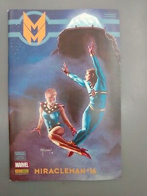 Miracleman n. 16 - Cover A - Marvel collection n. 44 - Panini Comics SCO
