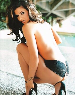Charisma Carpenter 11x14 Photo Playboy Picture Buffy the Vampire Slayer Angel 2