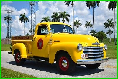 Chevrolet PICK UP  1951 Chevrolet pickup truck