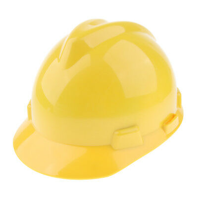 11'' Adjustable Hard Hat Forestry Safety Helmet Protective Bump Cap -Yellow