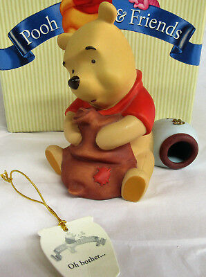Pooh and Friends ~ Oh Bother ~ Winnie the Pooh ~ Figurine