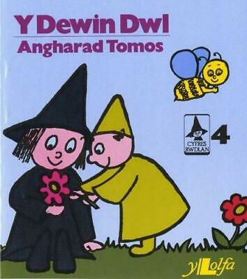 Dewin Dwl (Cyfres Rwdlan) by Angharad Tomos Paperback Book The Cheap Fast Free