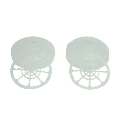 R3 Safety N7500-36 North by Honeywell  PreFilter Retainer (2/pk)