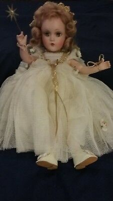 Madame Alexander Vintage Composition  Fairy Queen Doll