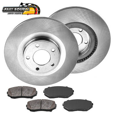 2010 2011 2012 2013 Ford Edge OE Replacement Rotors w//Ceramic Pads F