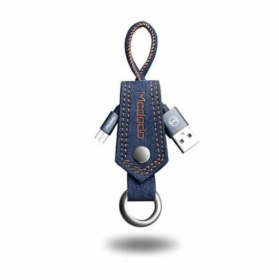 Mcdodo USB to Micro USB Cable Charger - Denim, key Chain