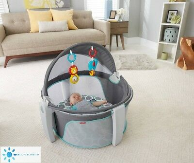 Fisher-Price On-the-Go Baby Dome (3+ Month)