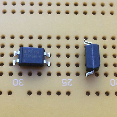 5.3kV Optocoupler AC-In Phototransistor-Out 50mA SMD Vishay SFH6286-4T Multi Qty