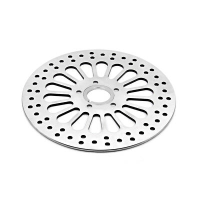 Motorcycle Front Disc Brake Rotor For Harley Softail Dyna Sportster 1984-2013