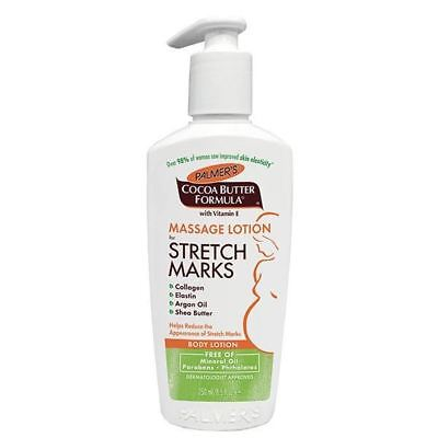 Palmers Cocoa Butter Formula Massage Lotion For Stretch Marks 250ML eg Pregnancy