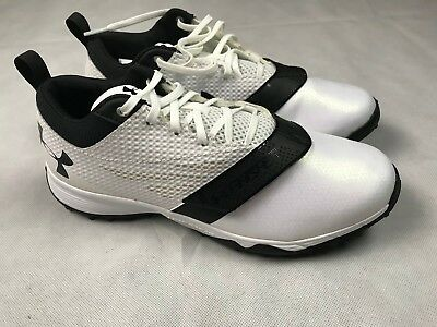 Under Armour Womens 9.5 Ua W Lax Finisher Tf Lacrosse Shoes 1278784-101