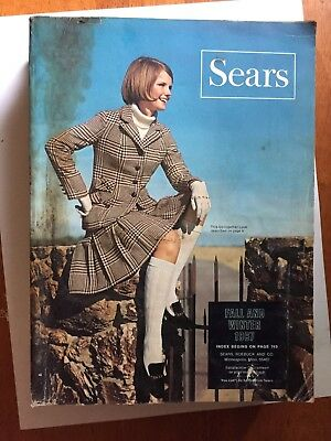 1967 Sears Fall Winter Catalog