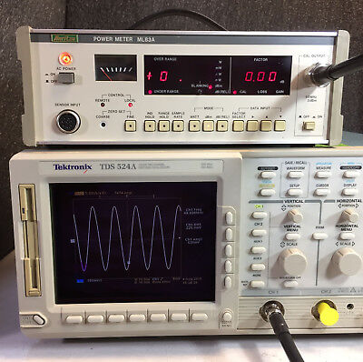 Anritsu ML83A Power Meter