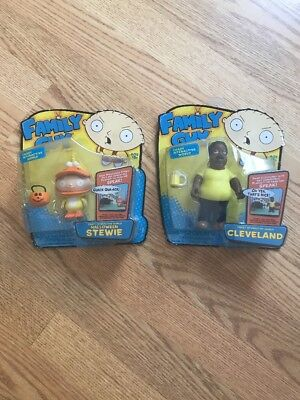 Family Guy Interactive Stewie And Cleveland 2011 New In Package