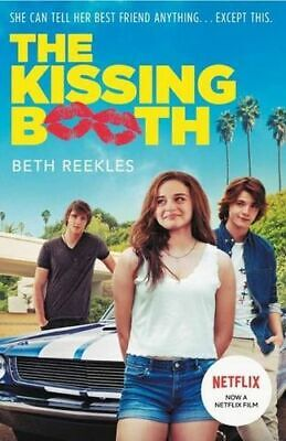 NEW The Kissing Booth By Beth Reekles Paperback Free Shipping