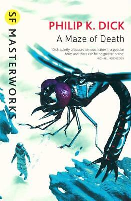 NEW A Maze of Death By Philip K. Dick Paperback Free Shipping