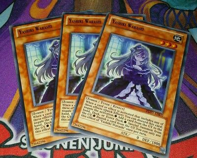 *PROXY* 3x Ghost Belle & Haunted Mansion - COMMON - FLOD-EN033 - YU-GI-OH!