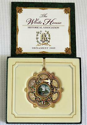 The White House Historical Association 2005 White House Ornament NEW!!