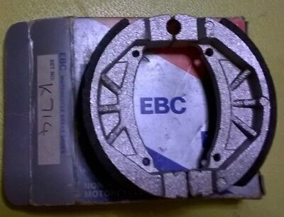 Kdx Kx80 Brake Shoes Ebc K714              K