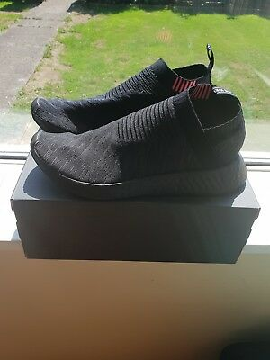 ece1958c55b7b Adidas NMD CS2 PK Black Carbon Red Size UK 10.5  SOLD OUT