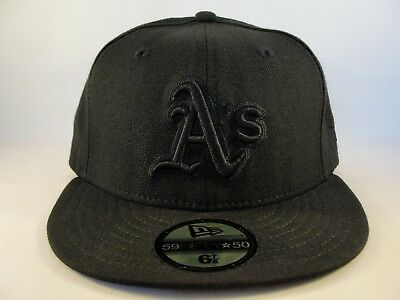 save up to 80% competitive price wholesale price OAKLAND ATHLETICS MLB New Era 59FIFTY Fitted Cap Hat Size 6 7/8 ...