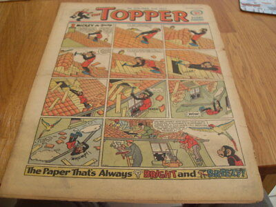 The Topper Comic No 213 Mar 2Nd 1957
