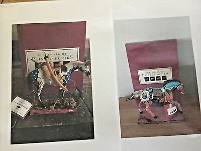 Lot 2 The Trail of Painted Ponies 12220 WOODLAND HUNTER & 12226 SUMMER