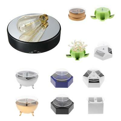 360 Degree Electric Rotating Display Stand 3D Rotary Turntable For Exhibition