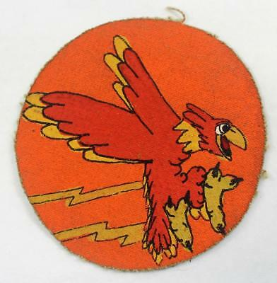 Rare Early World War II RKO Radio Pictures Studios 22 Pursuit Squadron Patch