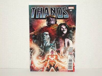 Thanos #8 (VF/NM or 9.0) - 1st Print - Lemire - Peralta - Sold Out!