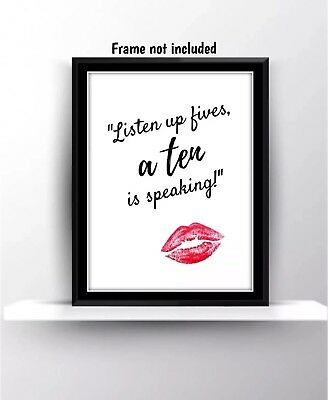 Riverdale Cheryl Blossom Funny Wall Print Poster Tv Series Gift Friends Quote