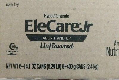 EleCare Jr Unflavored 1 Case 14.1oz