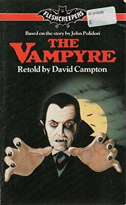 The Vampyre (Fleshcreepers S.) by Polidori, John Paperback Book The Cheap Fast